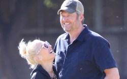 Gwen Stefani, engaged, Blake Shelton