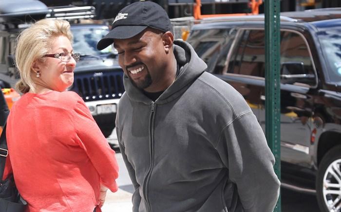 Kanye West, yeezy 500 high, adidas