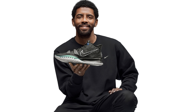 Kyrie Irving Nike Kyrie 7 BK Black