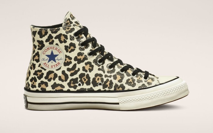 leopard print converse, converse, chuck taylor 70