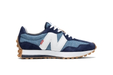 Levi's and New Balance Deliver the Ideal Fall Collection for Men and Women Featuring the 327 Sneaker