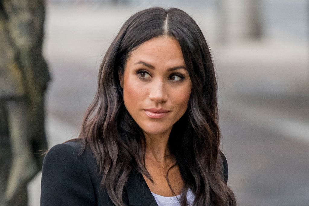 Meghan Markle Does Waist-Up Styling for Her 'Time100 Talks' With Prince William