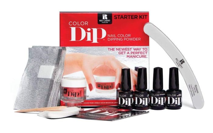 best nail dip kits, nail dip, amazon nail dip kits