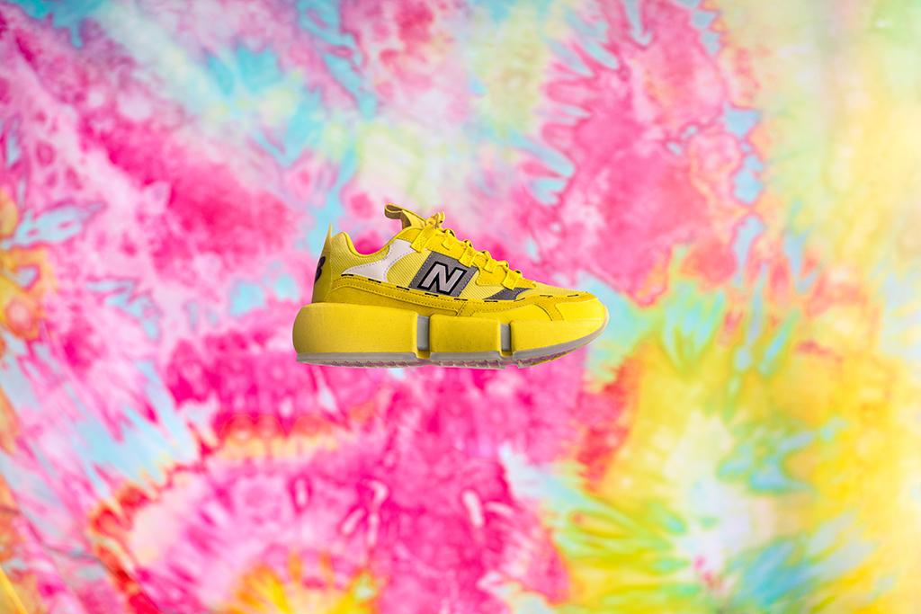 NB for Jaden Smith Vision Racer Sunflower Yellow