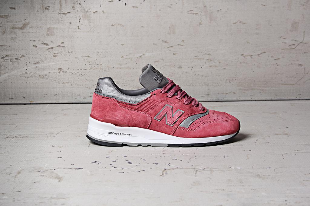Concepts New Balance 997 Rosé