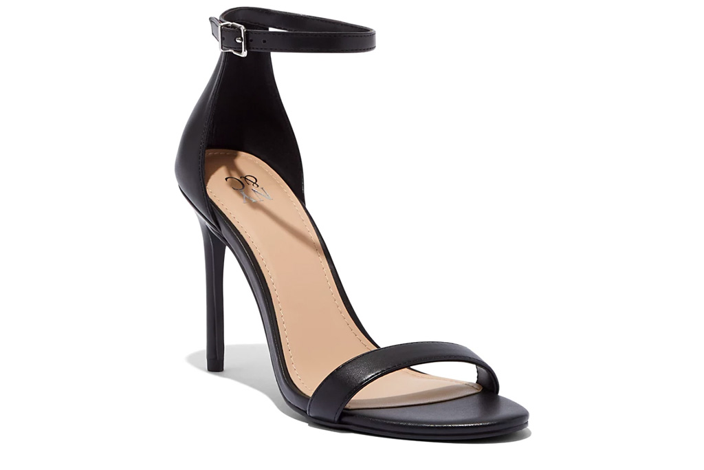 new york, co, sandals, black