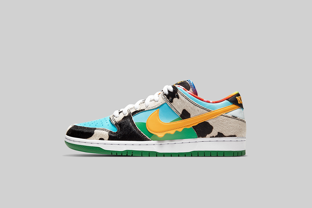 Nike SB Dunk Low Ben Jerry's Chunky Dunky