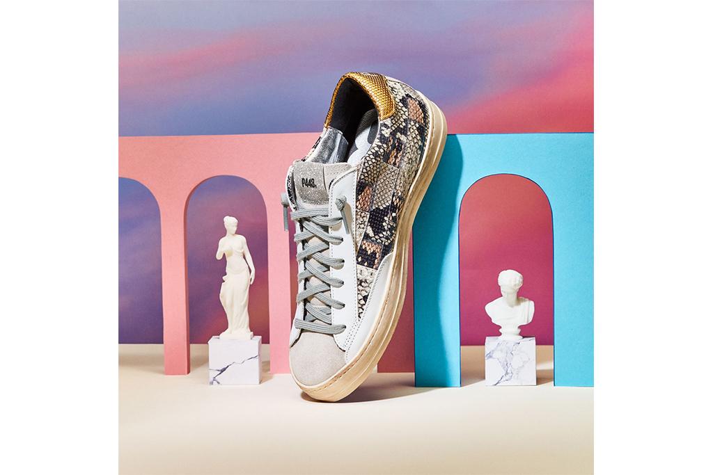p448 sneaker, p448 spring 21 collection, p448 italian hero sneaker
