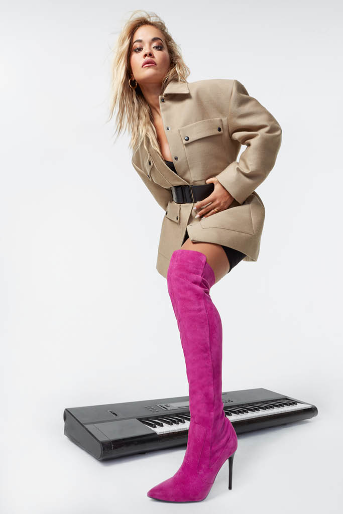 Rita Ora ShoeDazzle