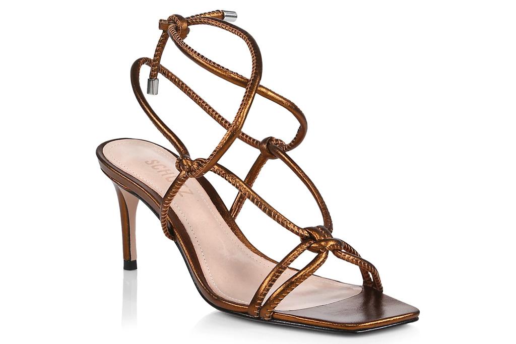 brown sandals, chocolate brown, heels, shoes, schutz