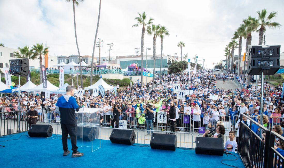 How the Annual Skechers Pier to Pier Friendship Walk Will Go Virtual This Year
