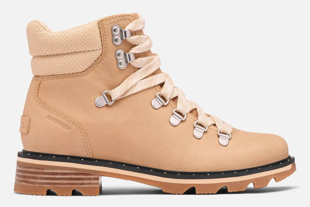 sorel, hiker boots, boots