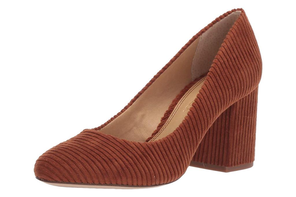 corduroy, heels, splendid