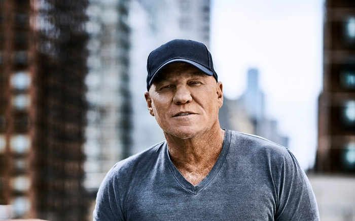 Steve Madden - American fashion designer and businessman. Founder and former CEO of Steven Madden, Ltd. Photographed in New York City October 10, 2019