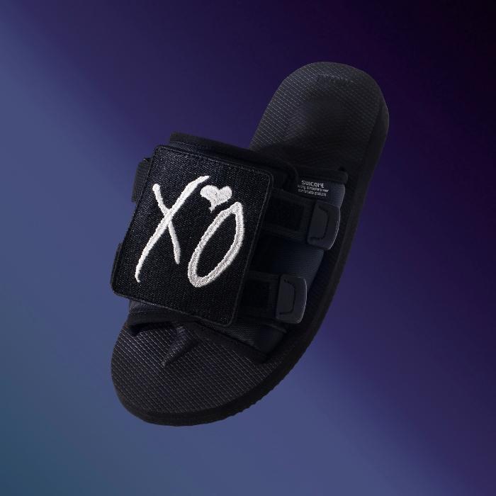 sandals, suicoke, the weeknd
