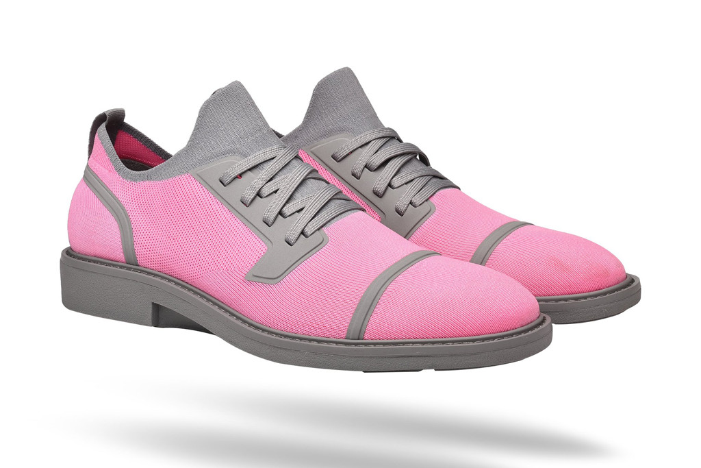 third mind shoes, bca shoes, pink shoes