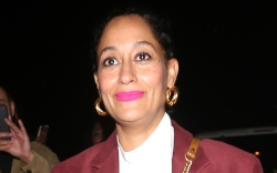 tracee eliss ross, suit, shoes
