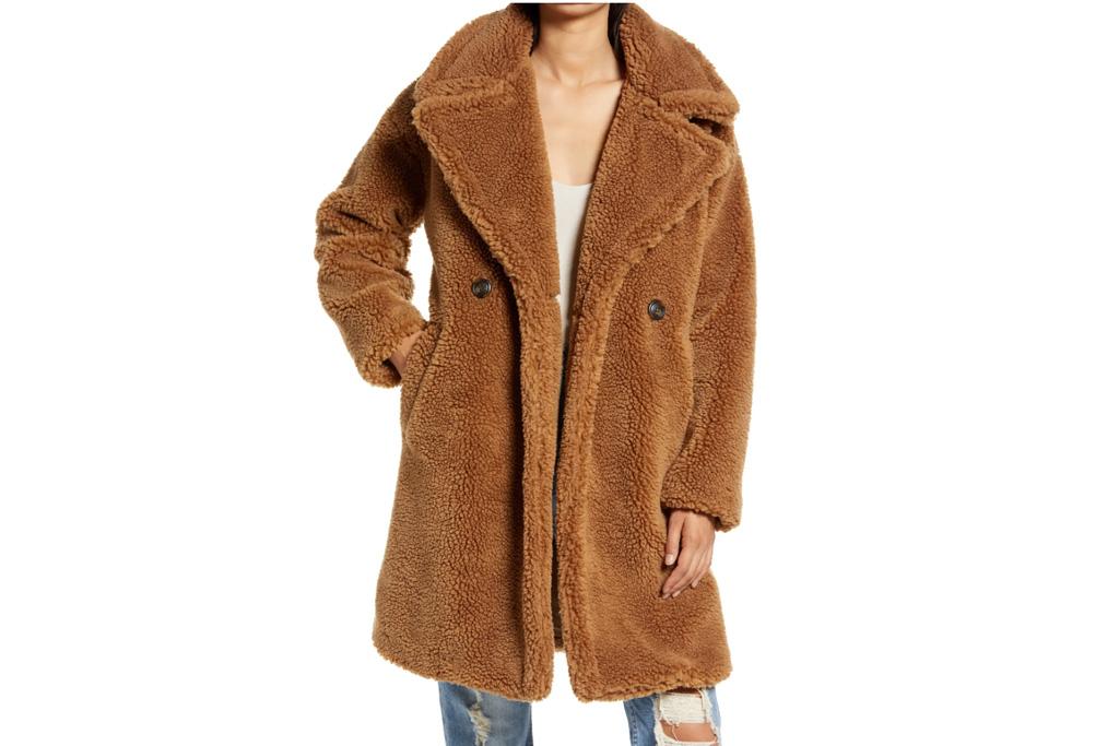 jacket, coat, teddy, vera