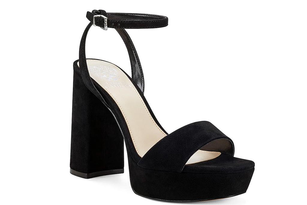 platforms, sandals, heels, vince camuto