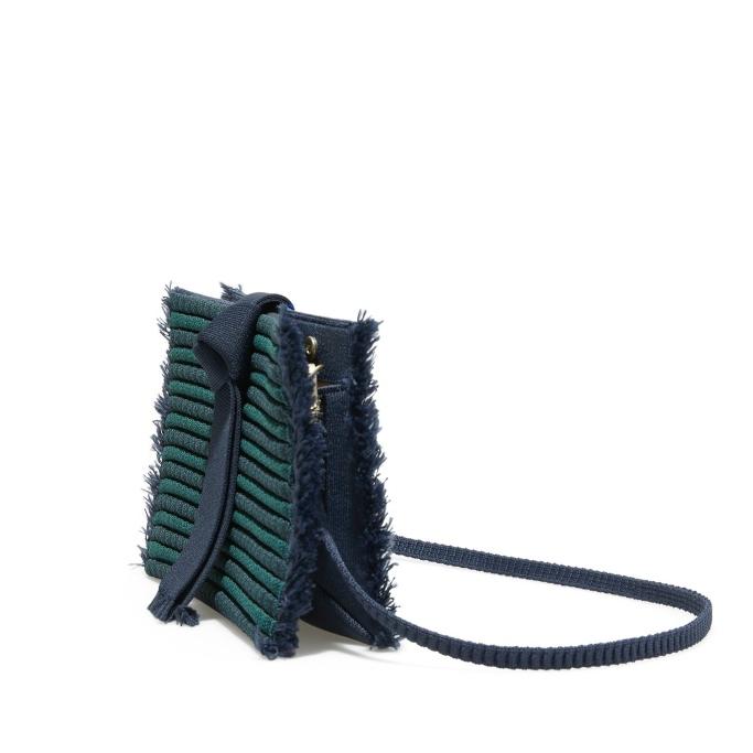 rothy's the tassel clutch bag