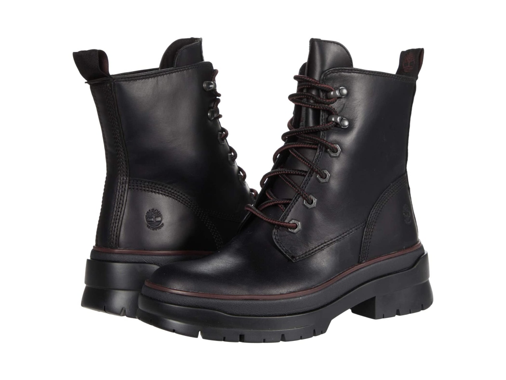 black boots for women, timberland boot