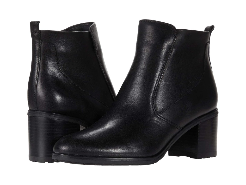 black boots for women, naturalizer laura boot