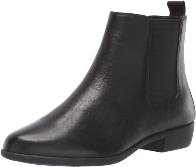 Aerosoles Step Dance Ankle Boot, black boots for women