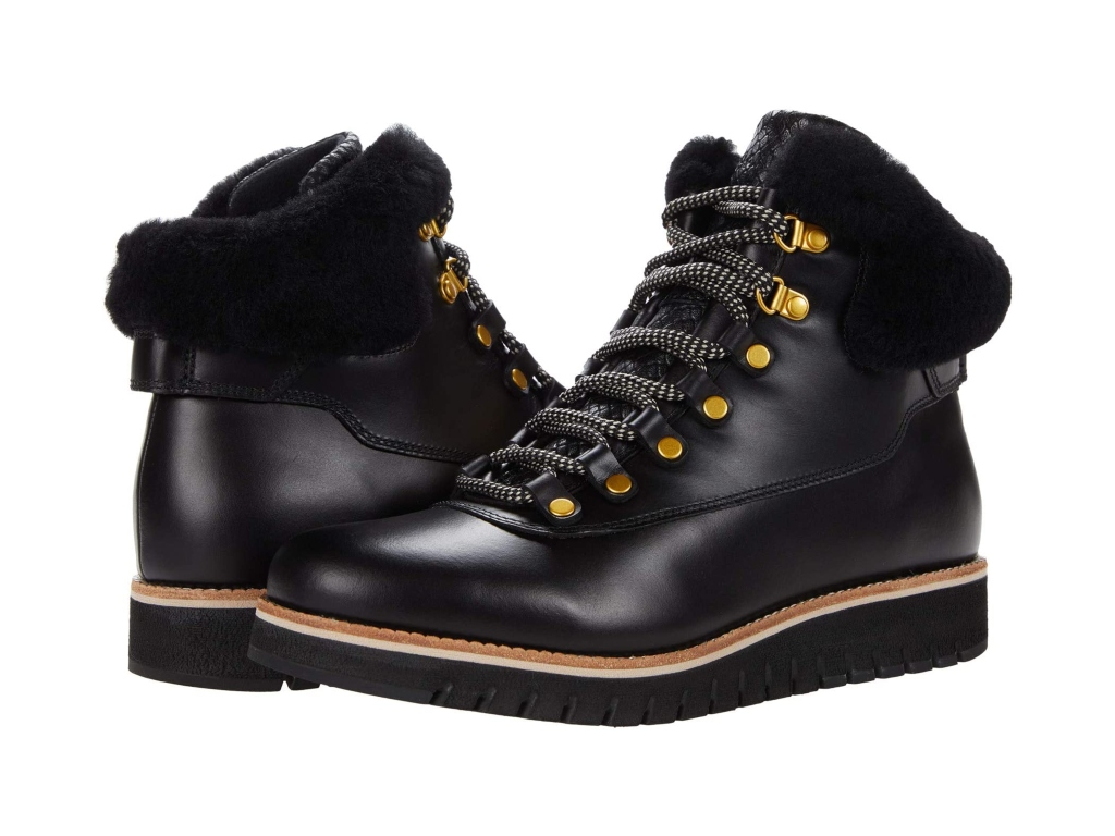 black boots for women, Cole HaanZerogrand Explorer Hiker