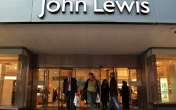 John Lewis Partnership job losses. EMBARGOED