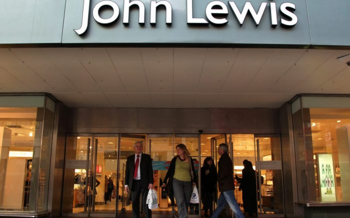John Lewis Partnership job losses. EMBARGOED TO 1230 WEDNESDAY NOVEMBER 4 File photo dated 16/01/12 showing the John Lewis store in London. The John Lewis Partnership (JLP) is to axe up to 1,500 jobs at its head office as it drastically cuts costs across the business. Issue date: Wednesday November 4, 2020. The retail giant, which runs John Lewis department stores and Waitrose supermarkets, has said it will cut the roles by April 2021. See PA story CITY JohnLewis. Photo credit should read: Yui Mok/PA Wire URN:56448516 (Press Association via AP Images)