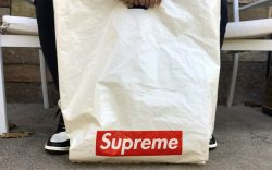 The Supreme logo appears on a