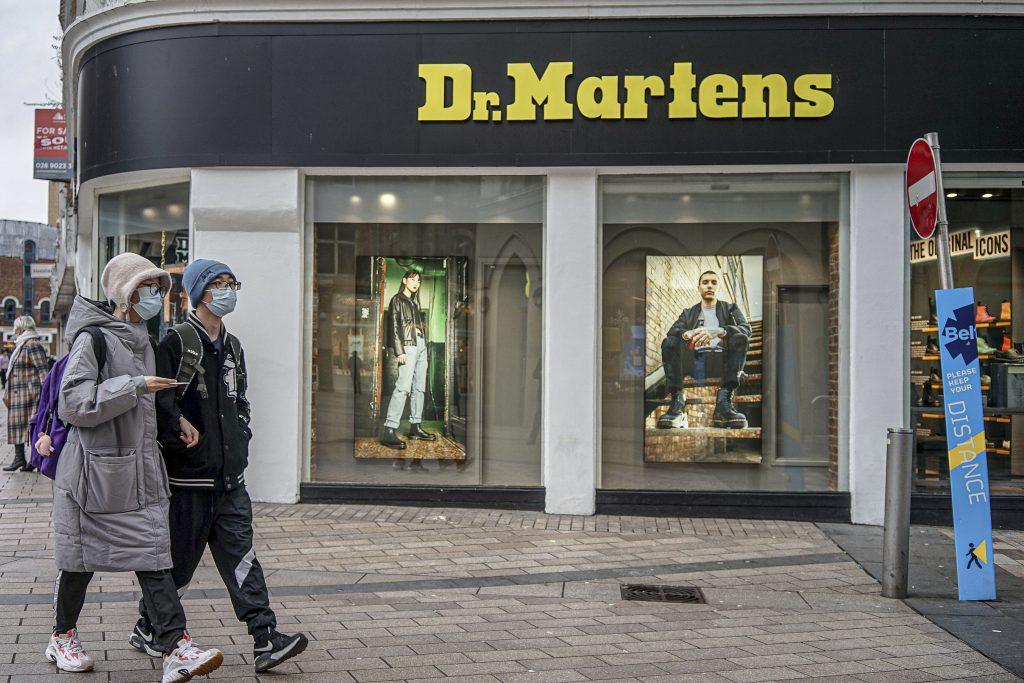 who stocks dr martens