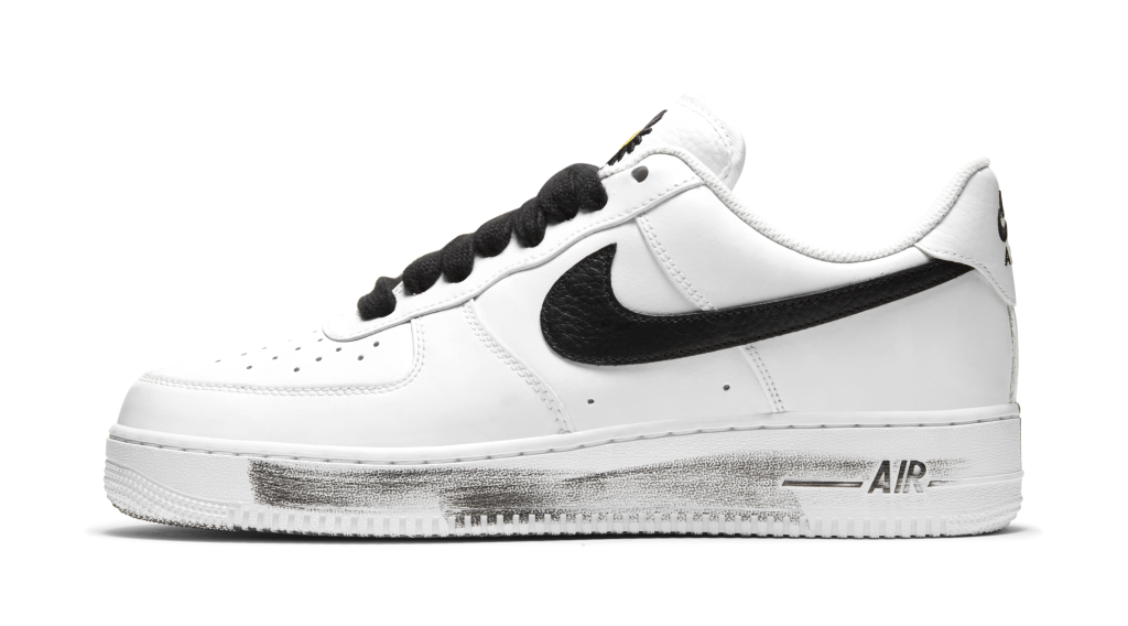 G-Dragon x Nike Air Force 1 Low 'Para-noise' Collaboration