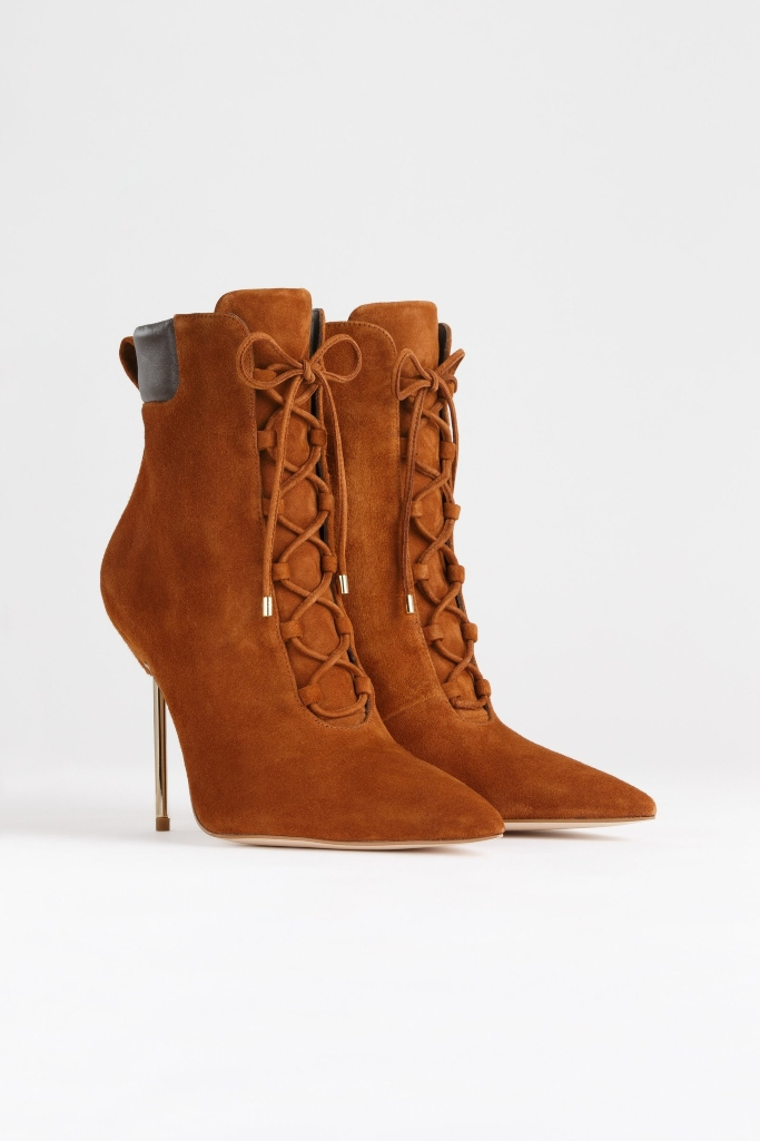 good american scandal bootie