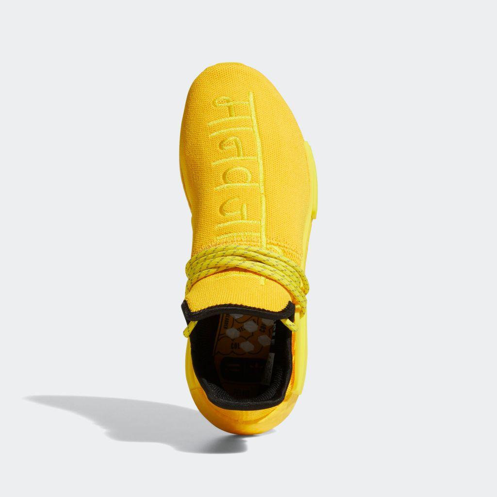 Pharrell x Adidas NMD Hu 'Gold' Top