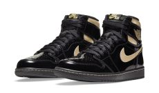 The Air Jordan 1 'Black and Gold' Sells Out Quickly — Here's How You Can Still Get a Pair