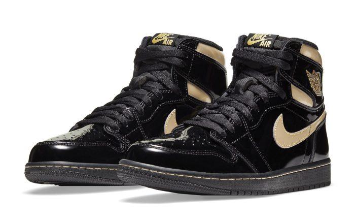 Air Jordan 1 Retro High OG 'Metallic Gold'