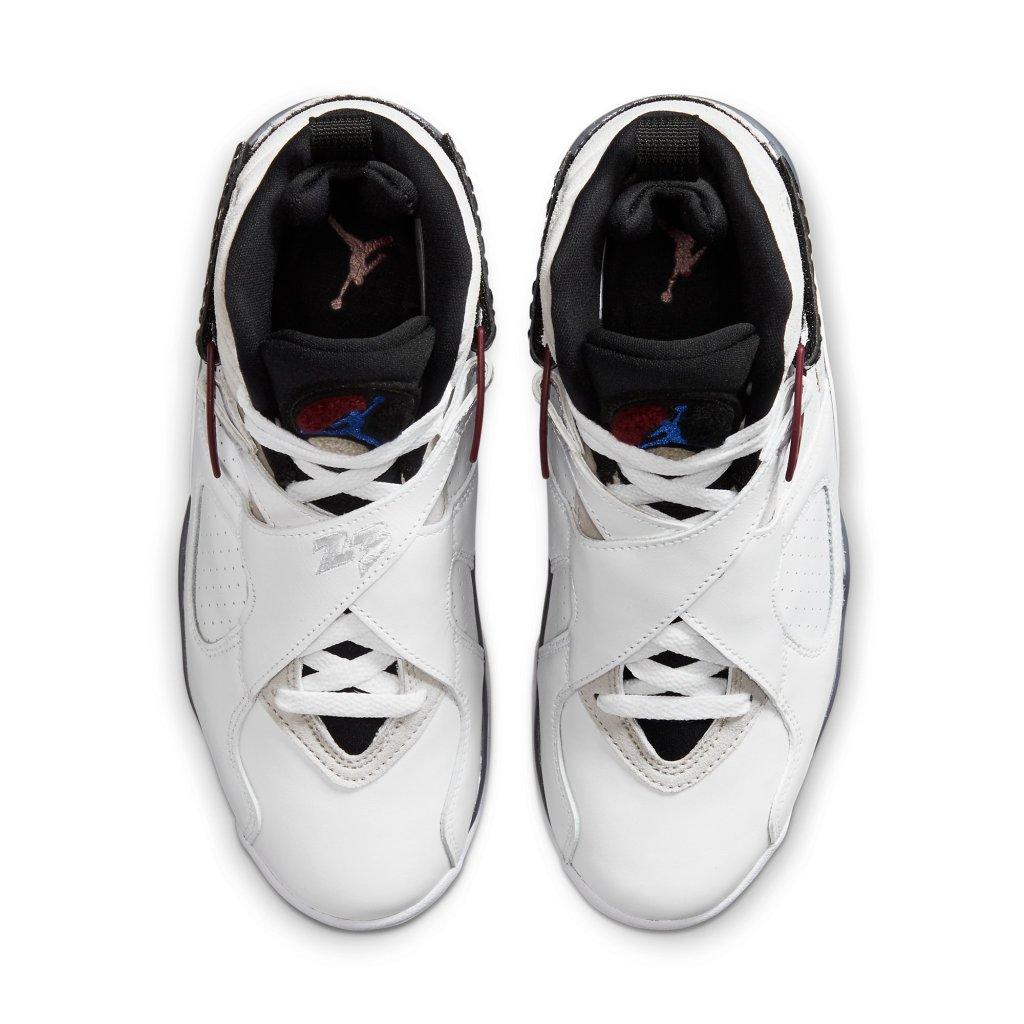 Air Jordan 8 Retro Women's 'Burgundy'