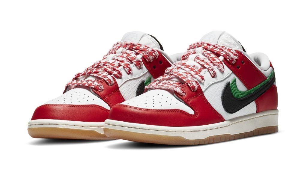 Frame x Nike SB Dunk Low 'Habibi'