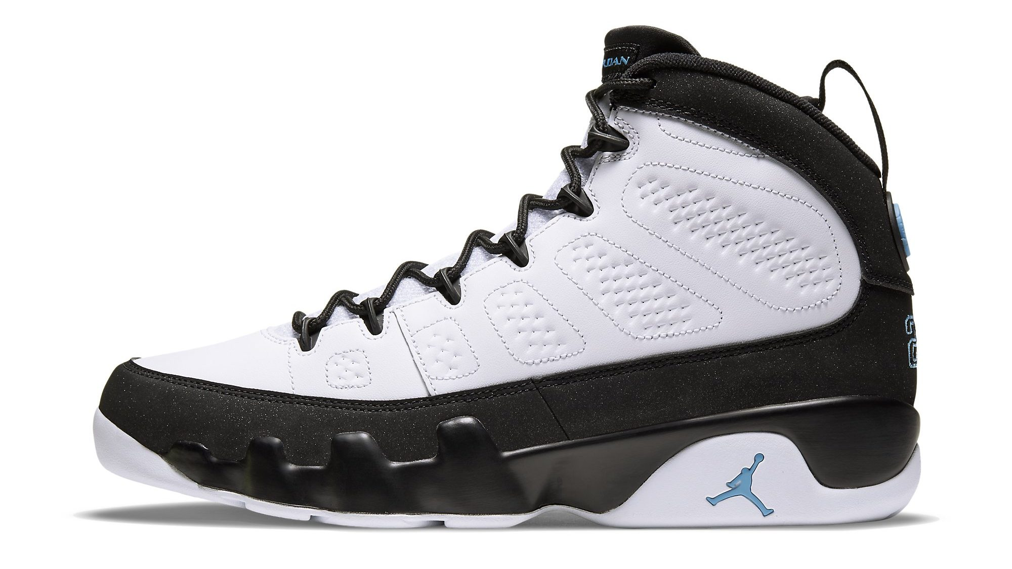 Air Jordan 9 'University Blue' Release