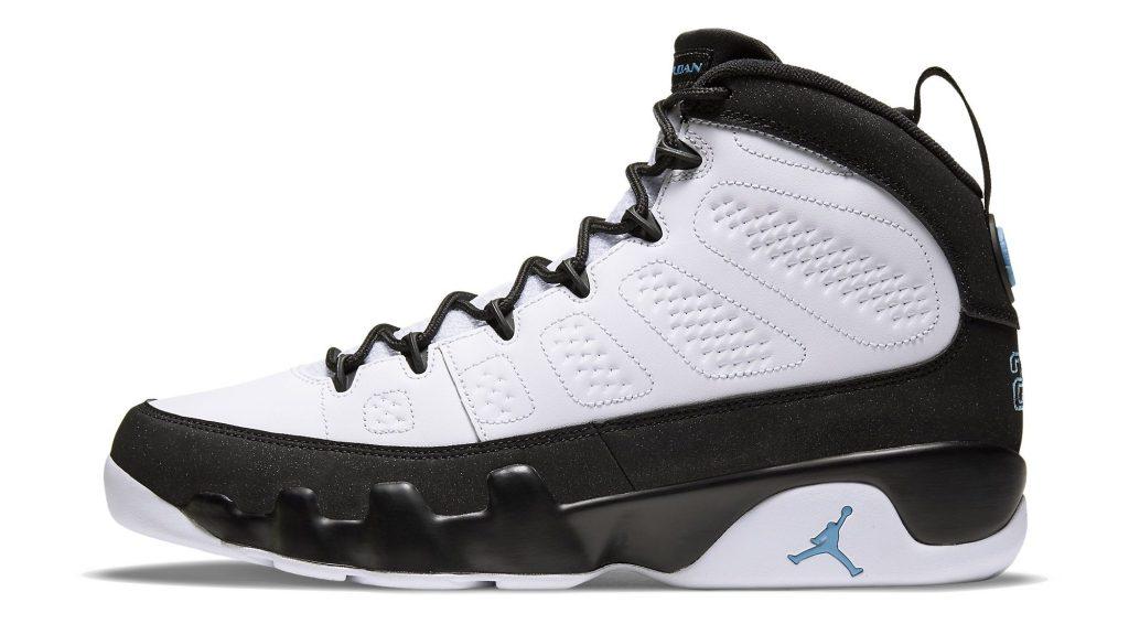 Air Jordan 9 Retro 'University Blue'