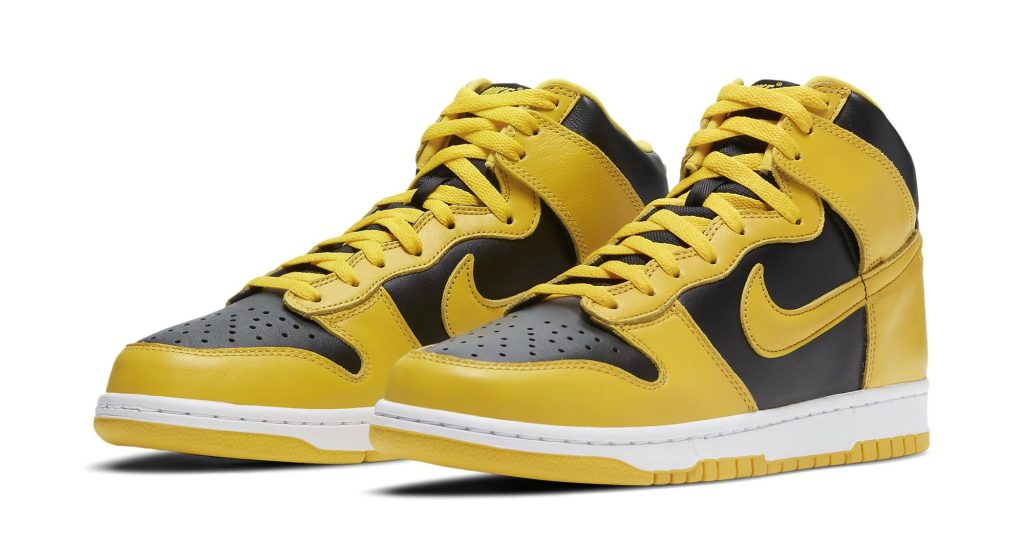 Nike Dunk High 'Iowa'