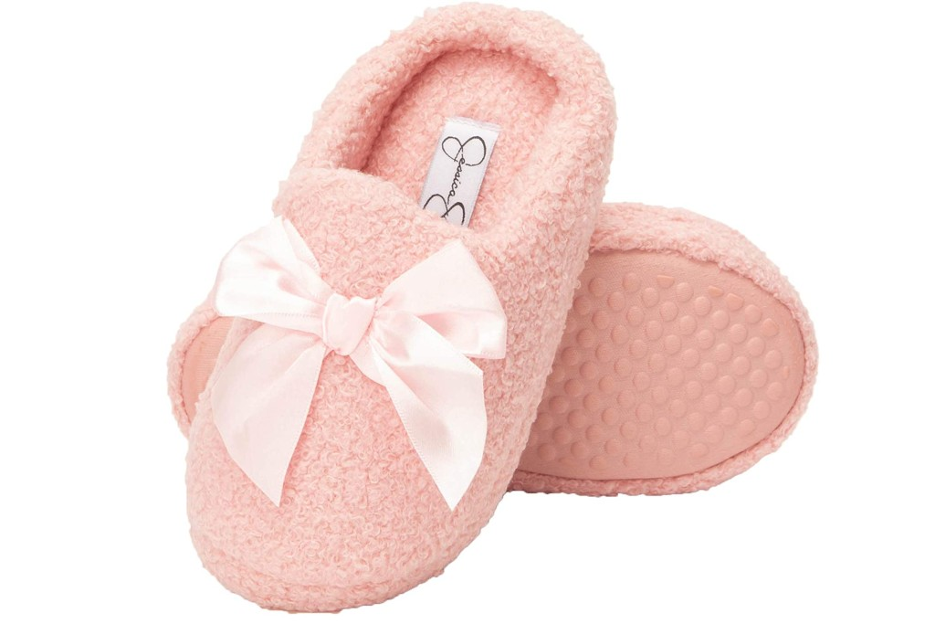 Jessica Simpson Cozy Clog Slippers