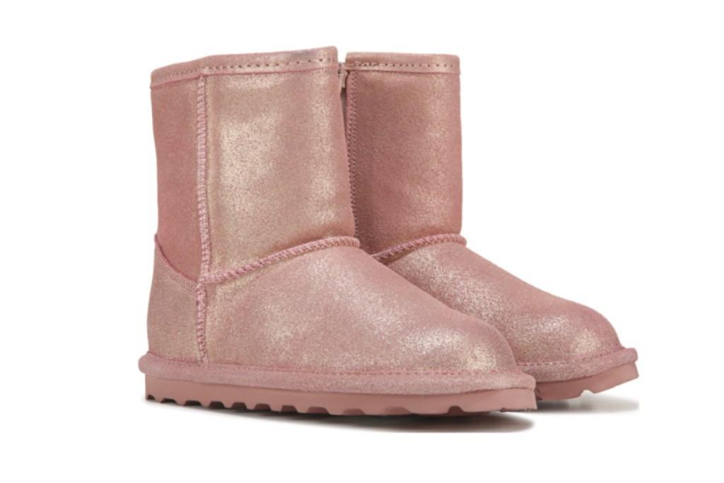 Kid's Bearpaw Elle Zip Boot