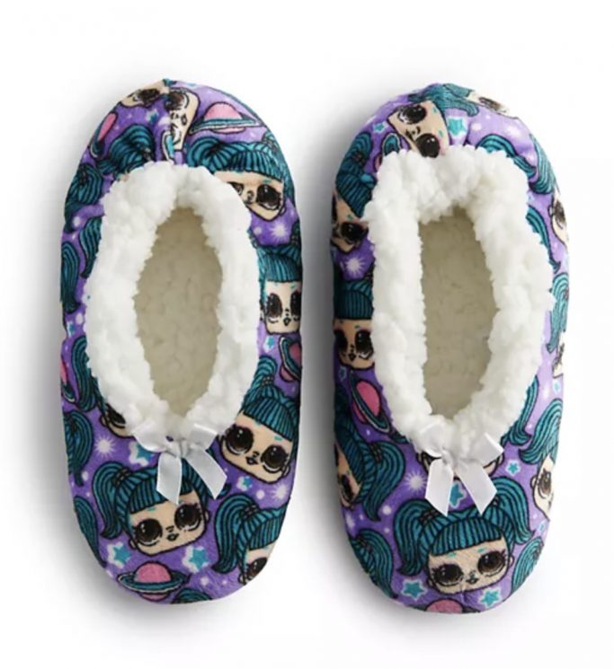 L.O.L. Surprise! Slippers