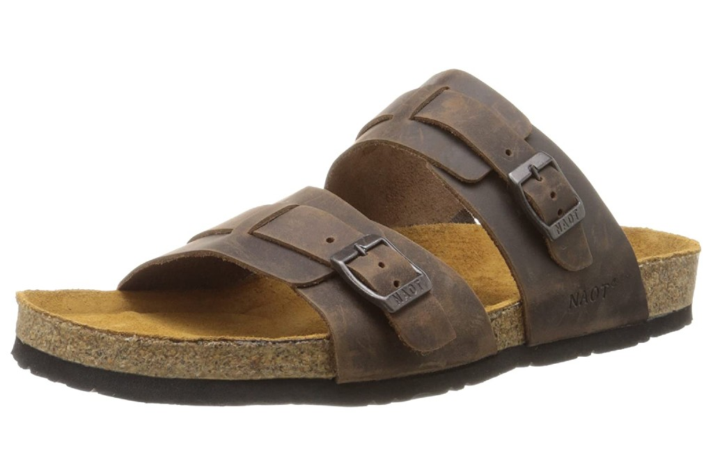NAOT Men's Santa Cruz Flat Sandal
