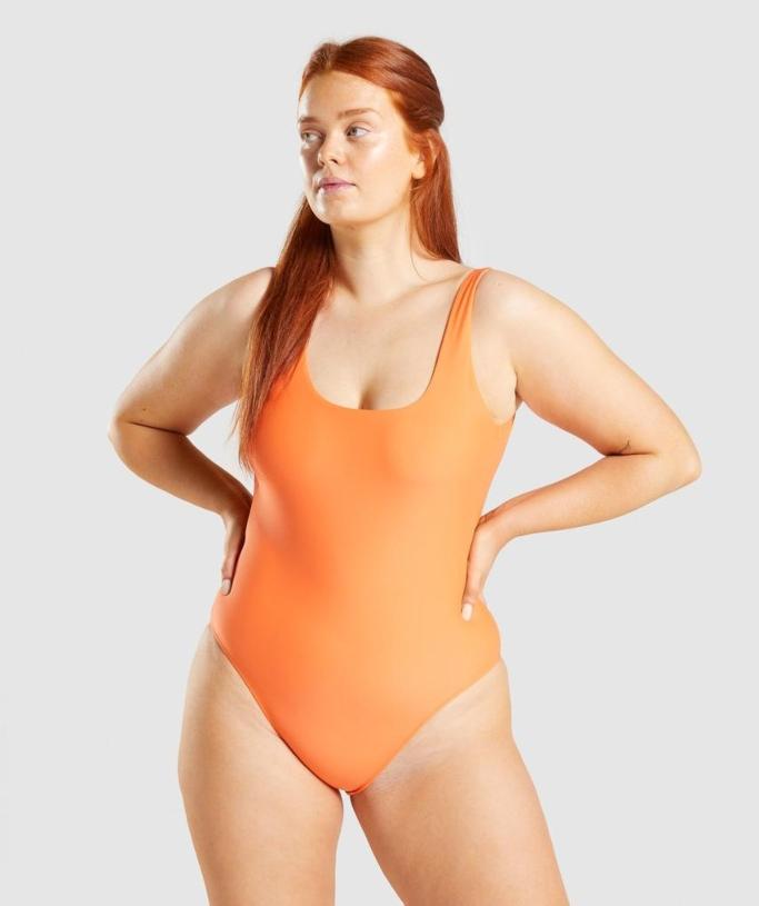 Open Back Swimsuit, gymshark summer sale