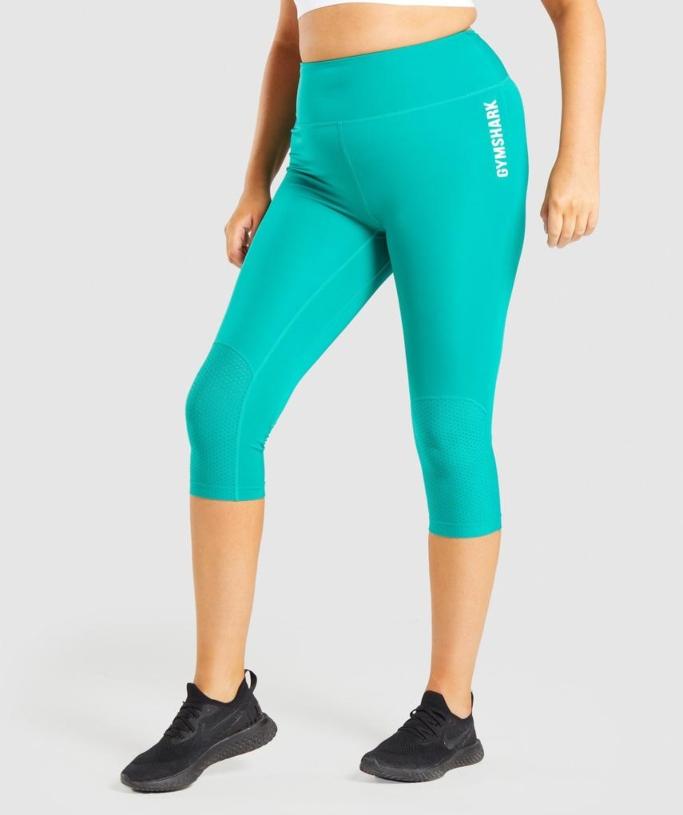 Pulse Cropped Leggings, gymshark summer flash sale