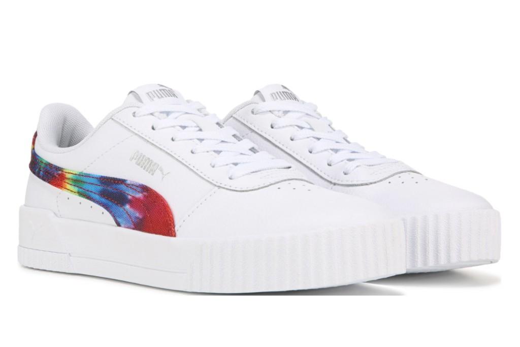 puma carina court sneaker