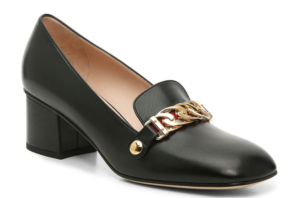 black gucci dress shoes